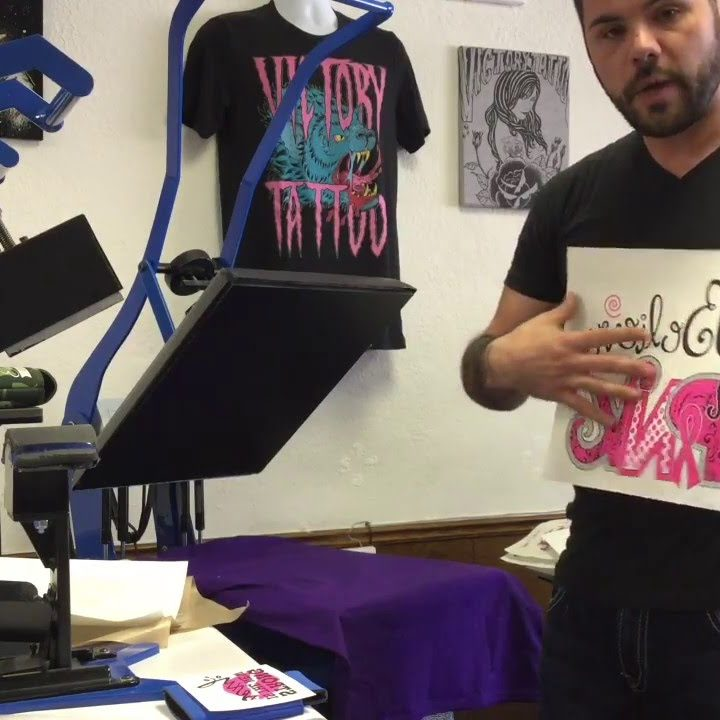 Awesome Steps To Create Your T-Shirt Prints!