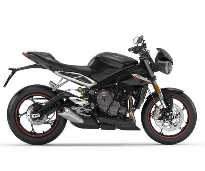 2020 Triumph Street Triple R launched