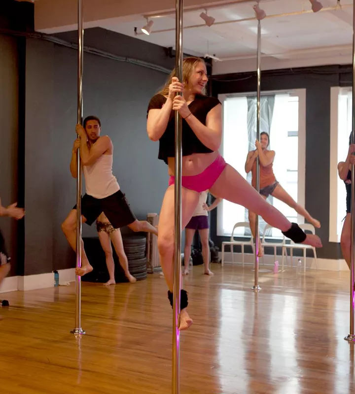 How Should You Prepare for Your First Pole Dancing Lessons?