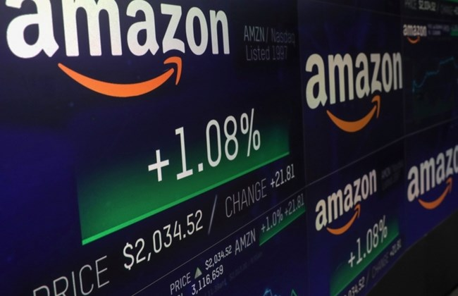 Stock Market of Amazon