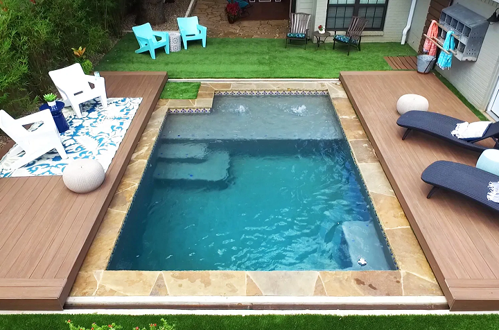 3 Amazing Benefits To Have A Pool In Your Backyard