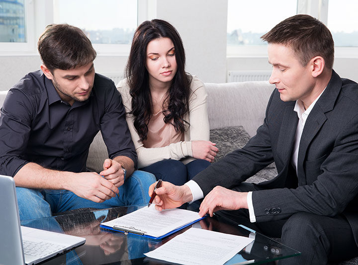 Are the legal documents required to contest for divorce?
