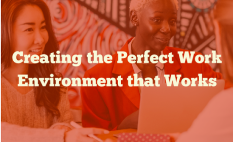 Creating the Perfect Work Environment that Works