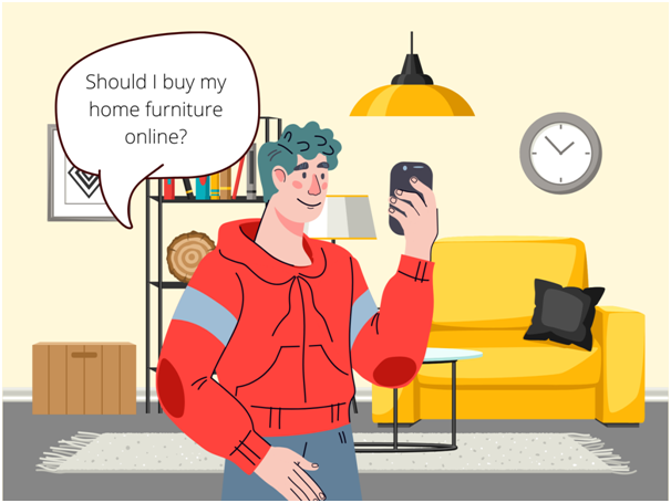 Essential Guide For First Time Online Furniture Shoppers