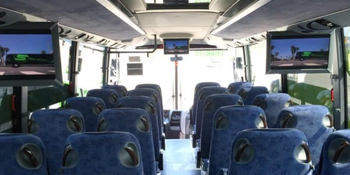 Safety Measures to Be Considered When Hiring Private Bus Service