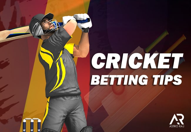 Cricket Tips: Goal Setting for a Successful Cricket Season