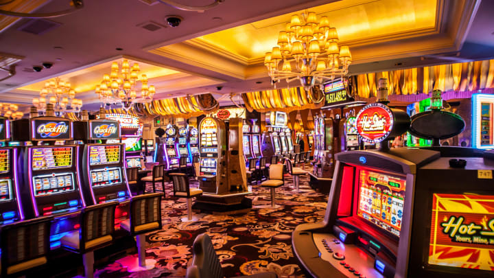 Free Online Slot Machines – A Great Way to Enjoy Your Free Time