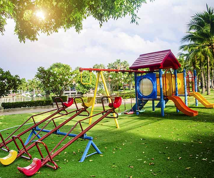 FINDING A SAFETY PLAYGROUND