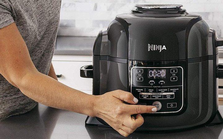 How to Dehydrate in Ninja Foodi OP301 Air Fryer